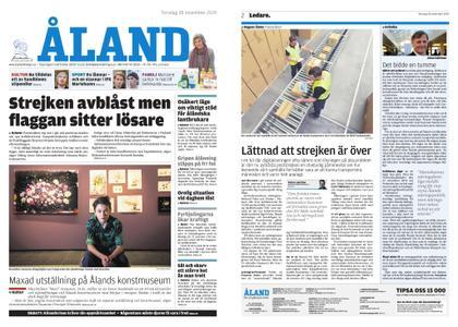 Ålandstidningen – 28 november 2019