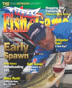 Texas Fish & Game - February 2016