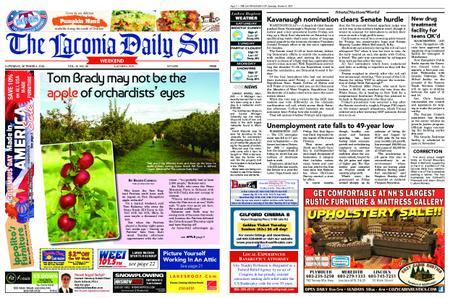The Laconia Daily Sun – October 06, 2018