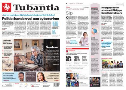 Tubantia - Enschede – 09 januari 2020