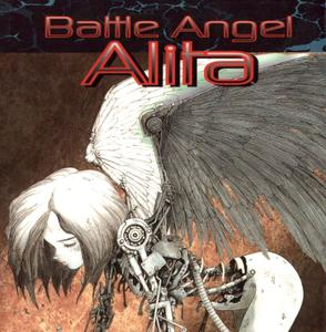 Gunnm Vol 1 - Battle Angel Alita