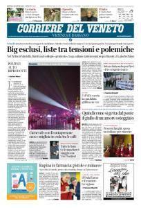 Corriere del Veneto Vicenza e Bassano - 28 Gennaio 2018