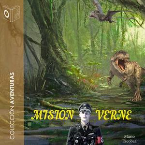 «Mision Verne» by Mario Escobar