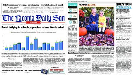 The Laconia Daily Sun – October 15, 2020