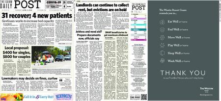 The Guam Daily Post – April 09, 2020