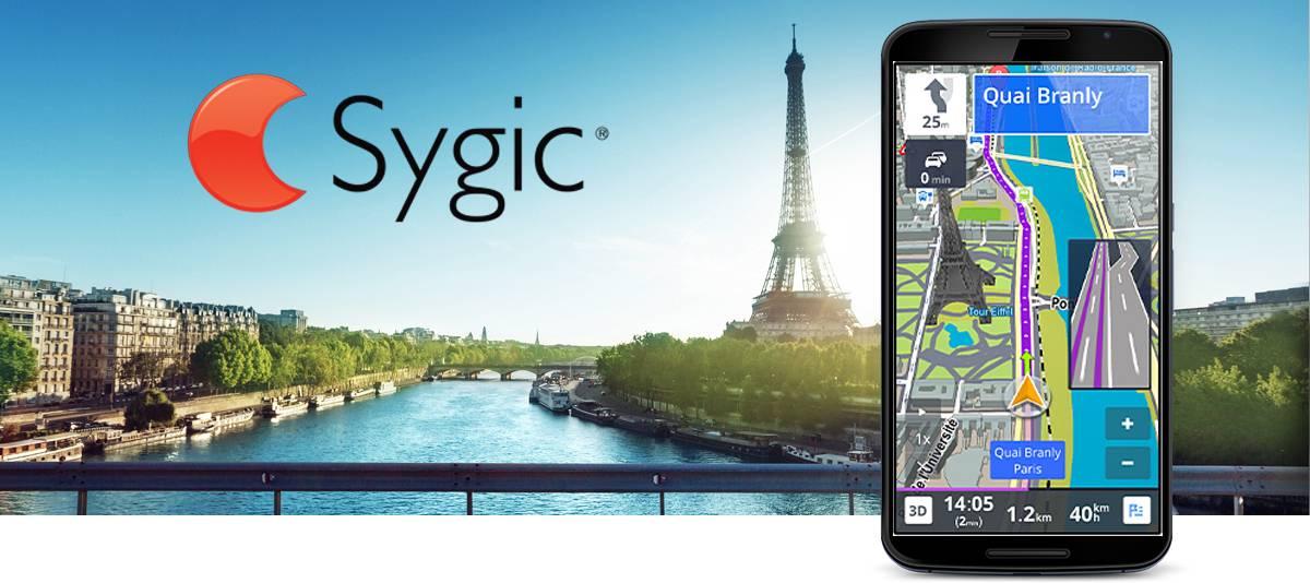 GPS Navigation & Maps Sygic 16.4.11 Final