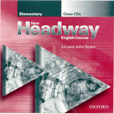 Oxford New Headway AUDIO courses Elementary + INTERACTIVE PRACTICE CD