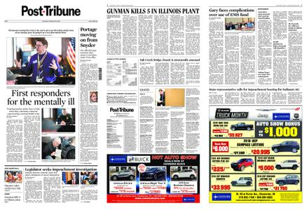 Post-Tribune – February 16, 2019