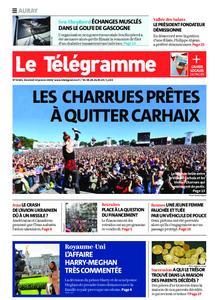 Le Télégramme Auray – 10 janvier 2020