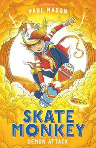 Skate Monkey: Demon Attack (High/Low)