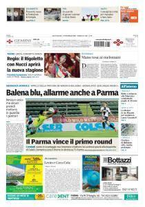Gazzetta di Parma - 1 Giugno 2017