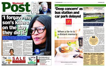 Nottingham Post – January 26, 2019