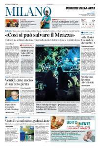 Corriere della Sera Milano – 21 ottobre 2019