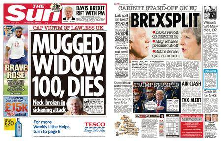 The Sun UK – 07 June 2018