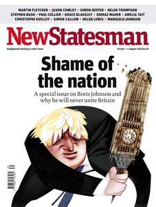 New Statesman - 26 July - 1 August 2019