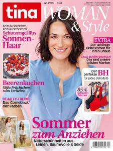Tina Woman & Style - Nr.4 2017