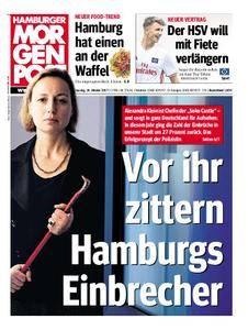 Hamburger Morgenpost - 10. Oktober 2017