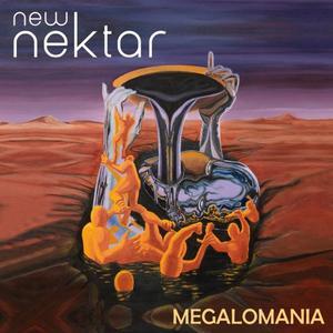 New Nektar - Megalomania (2018)