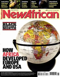 New African - October 2005