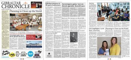 Gibraltar Chronicle – 15 September 2018