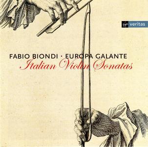 Fabio Biondi, Europa Galante - Italian Violin Sonatas (2003)