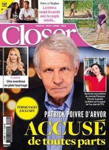Closer France - 24 février 2021