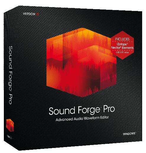 magix sound forge pro 11 0 build 345 portable avaxhome. Black Bedroom Furniture Sets. Home Design Ideas