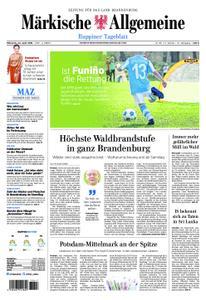 Märkische Allgemeine Ruppiner Tageblatt - 24. April 2019