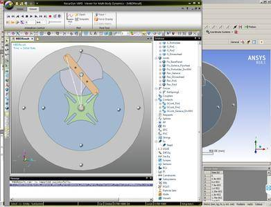 FunctionBay Multi-Body Dynamics for ANSYS 18.x