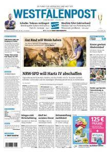 Westfalenpost Wetter - 13. August 2018
