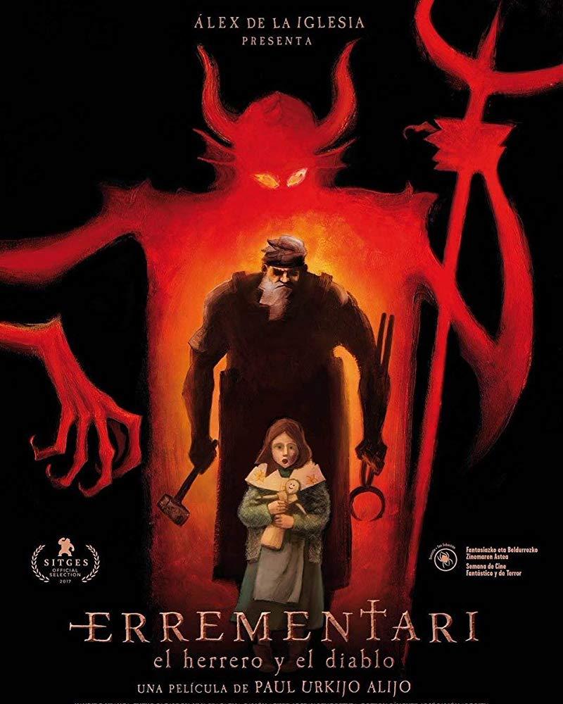 Errementari: The Blacksmith and the Devil (2018)