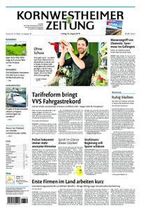 Kornwestheimer Zeitung - 23. August 2019