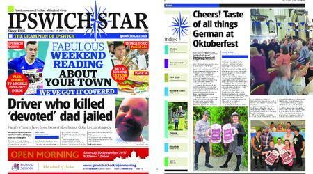 Ipswich Star – September 15, 2017