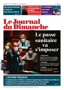 Le Journal du Dimanche - 25 juillet 2021