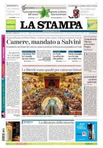 La Stampa Imperia e Sanremo - 14 Marzo 2018