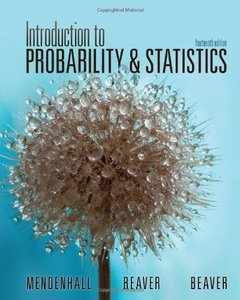 Introduction to Probability and Statistics 14th Edition (repost)