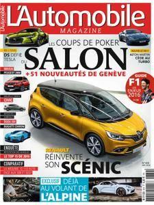 L'Automobile Magazine - avril 2016