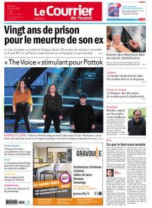 Le Courrier de l'Ouest Angers – 24 avril 2021
