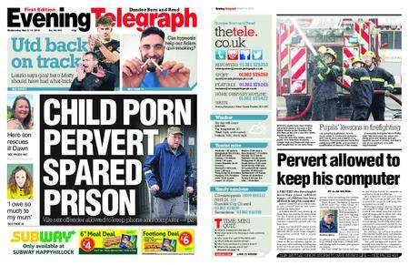 Evening Telegraph First Edition – March 14, 2018