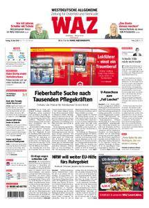 WAZ Westdeutsche Allgemeine Zeitung Oberhausen-Sterkrade - 18. Mai 2018