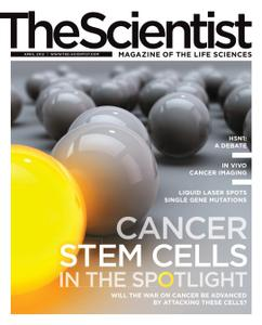 The Scientist - April 2012
