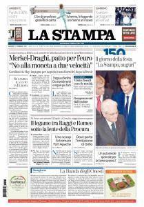La Stampa - 10 Febbraio 2017