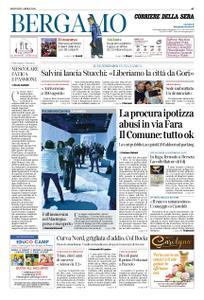 Corriere della Sera Bergamo – 25 aprile 2019