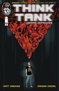 Think Tank - Creative Destruction 001 2016 digital Minutemen-Spaztastic