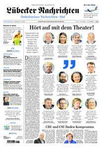 Lübecker Nachrichten Ostholstein Süd - 03. Juli 2018