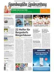 Lauenburgische Landeszeitung - 18. September 2017