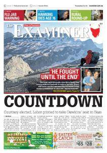 The Examiner - March 15, 2018