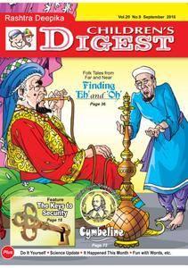 Children's Digest - August 2016