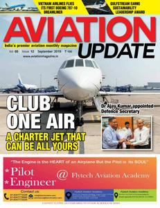 Aviation Update - September 2019