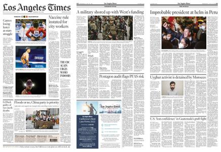 Los Angeles Times – July 28, 2021